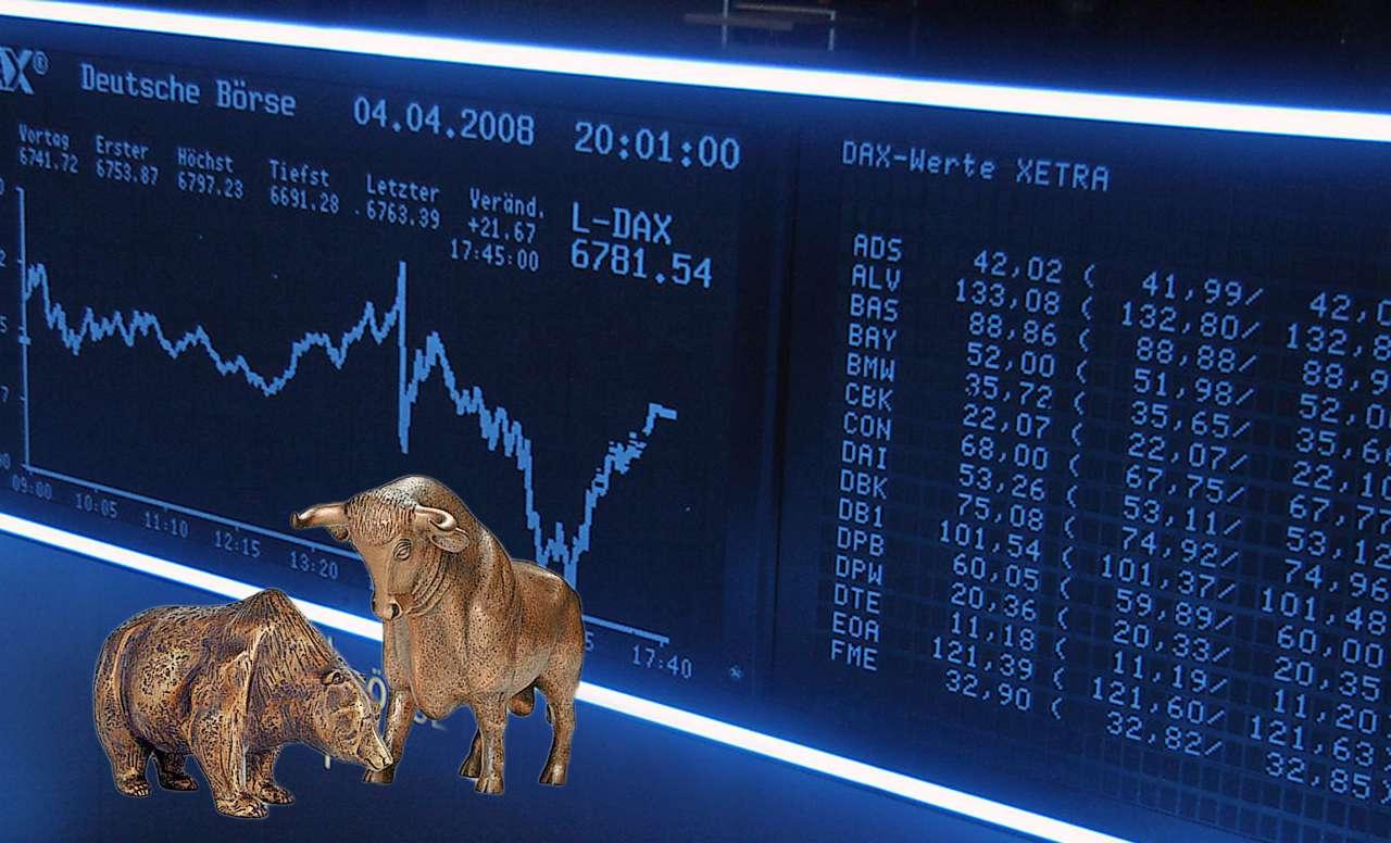 Aktien Broker