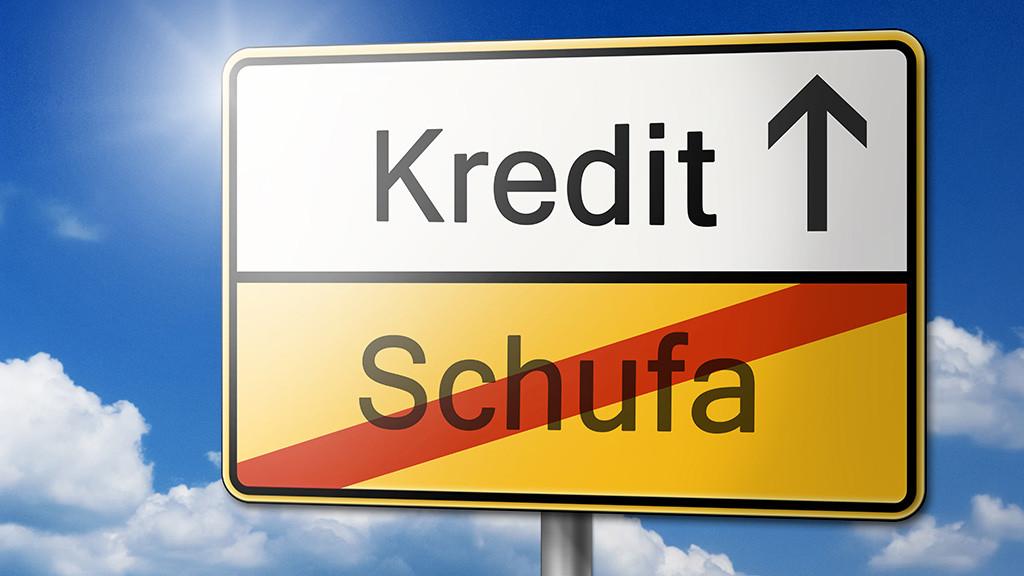 Kredit – Stolperstein Schufa